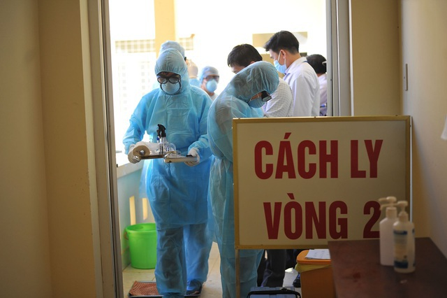 Đắk Lắk: Phát hiện ca nghi nhiễm SARS-CoV-2, khử khuẩn khoa Cấp cứu - 1