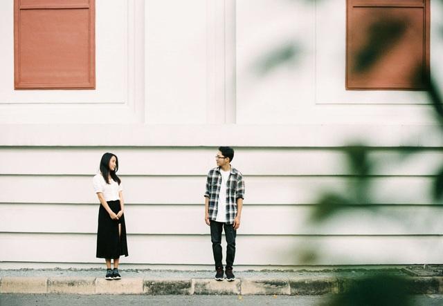 Valentine của chàng bác sĩ trẻ và cô bạn gái âm thầm bên cạnh suốt 8 năm - 1