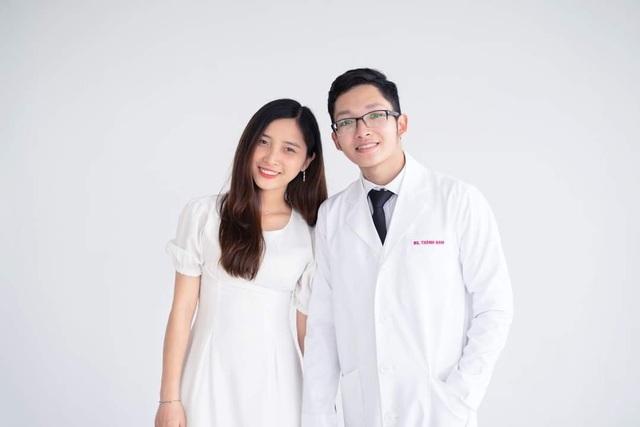 Valentine của chàng bác sĩ trẻ và cô bạn gái âm thầm bên cạnh suốt 8 năm - 4
