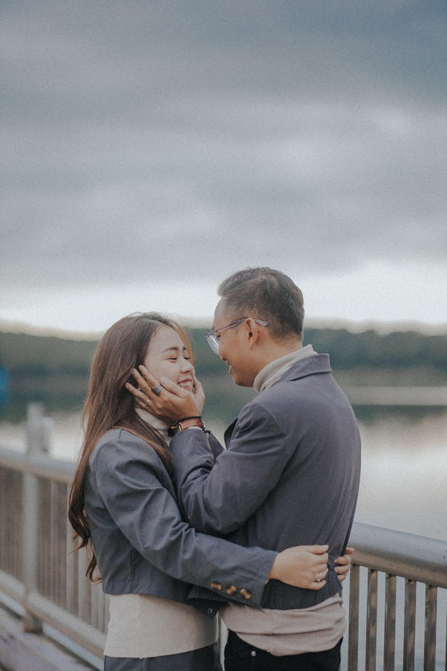Câu chuyện cặp đôi 6 năm yêu xa và cái kết ngọt hơn đường mật - 4
