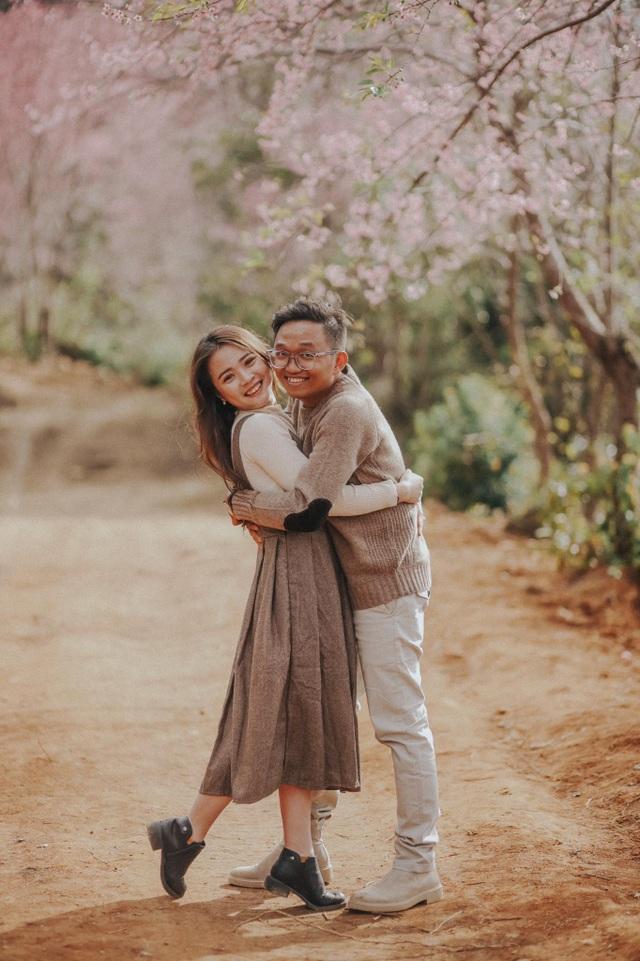 Câu chuyện cặp đôi 6 năm yêu xa và cái kết ngọt hơn đường mật - 9