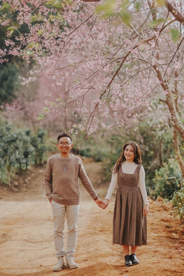 Câu chuyện cặp đôi 6 năm yêu xa và cái kết ngọt hơn đường mật - 3