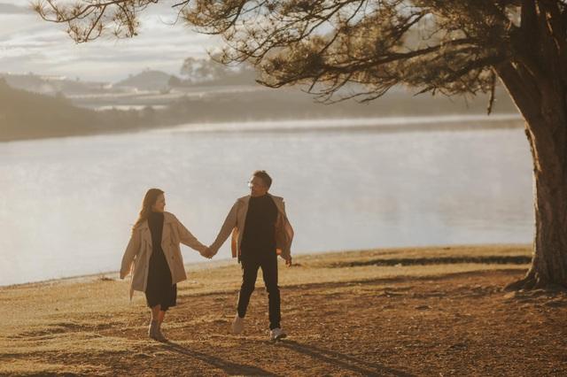 Câu chuyện cặp đôi 6 năm yêu xa và cái kết ngọt hơn đường mật - 5
