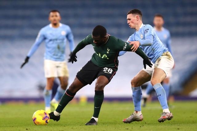Man City 3-0 Tottenham: Dấu ấn đặc biệt của Gundogan - 3