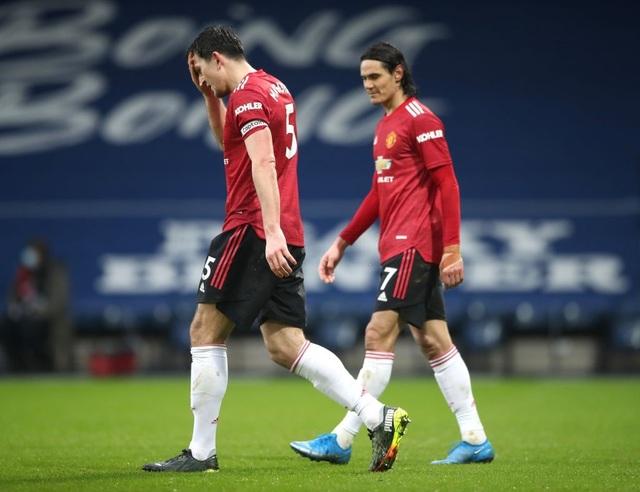 """Nc247info tổng hợp: West Brom 1-1 Man Utd: Một điểm thất vọng của """"Quỷ đỏ"""""""