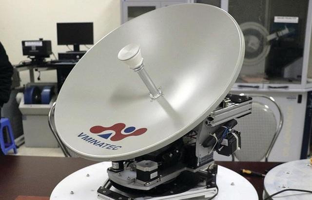 Việt Nam lần đầu tiên chế tạo trạm thu di động tín hiệu vệ tinh - 2