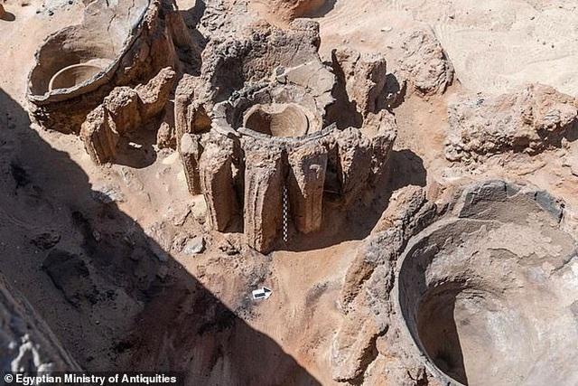 Tìm thấy xưởng ủ bia 5.000 năm tuổi quy mô lớn - 3