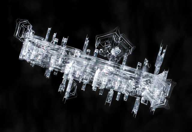 Tuyết là gì mà cấu trúc của nó vẫn làm các nhà vật lý học phải đau đầu - 4