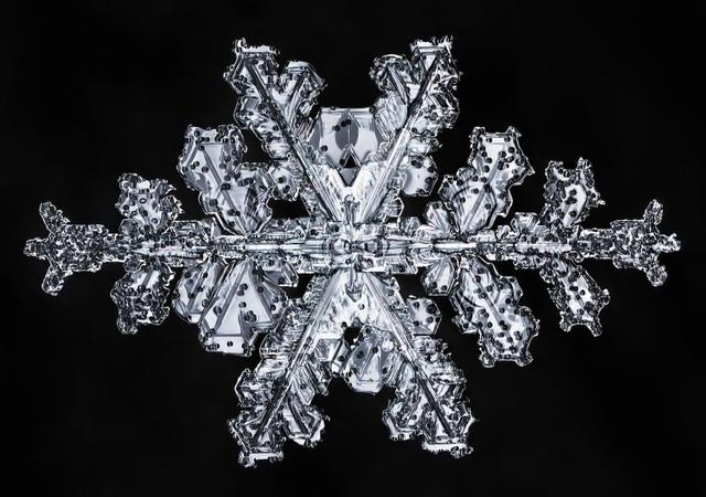 Tuyết là gì mà cấu trúc của nó vẫn làm các nhà vật lý học phải đau đầu - 5