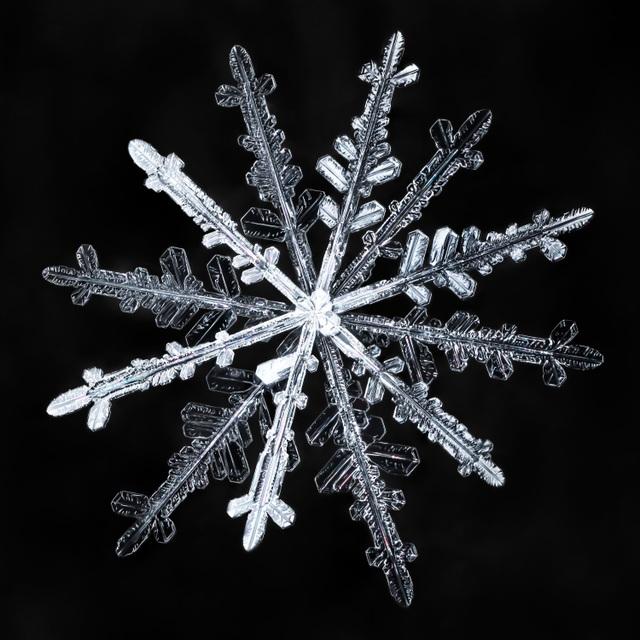 Tuyết là gì mà cấu trúc của nó vẫn làm các nhà vật lý học phải đau đầu - 8
