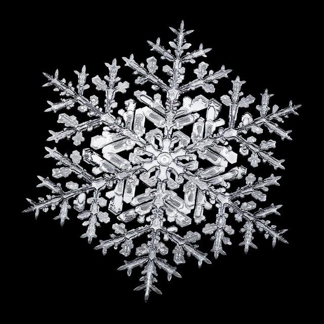Tuyết là gì mà cấu trúc của nó vẫn làm các nhà vật lý học phải đau đầu - 10