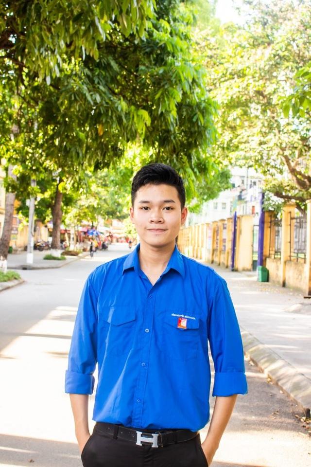 Từ cậu bé nhút nhát đến Chủ tịch Hội sinh viên Trường ĐH Bách khoa Hà Nội - 2
