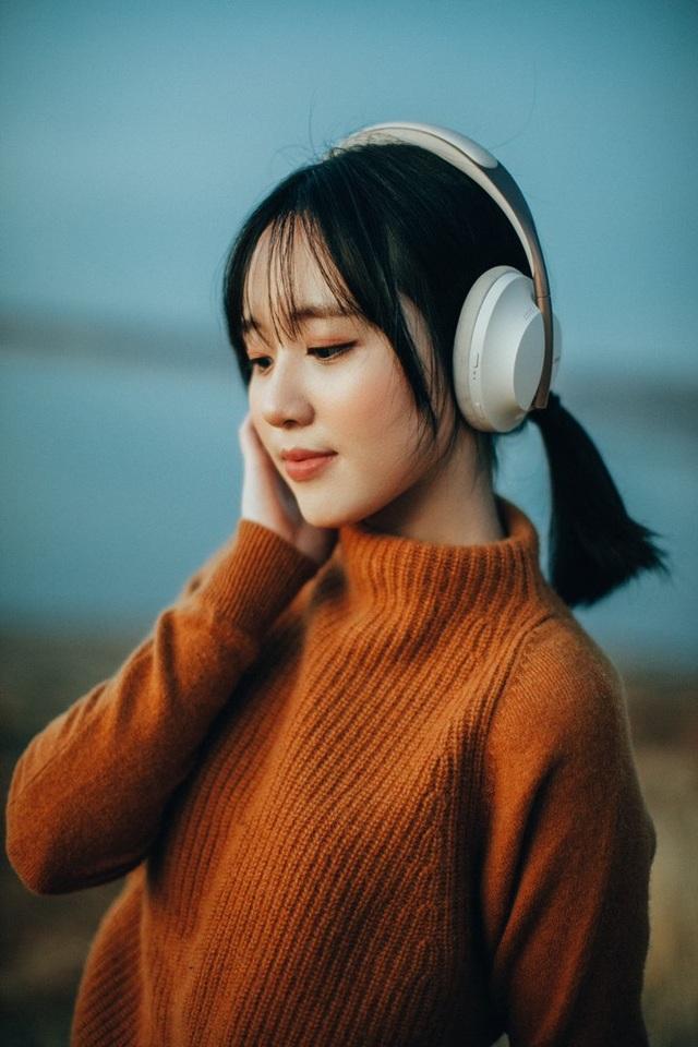 Cô gái sinh tư với vẻ đẹp mộng mơ tựa gái Hàn - 2