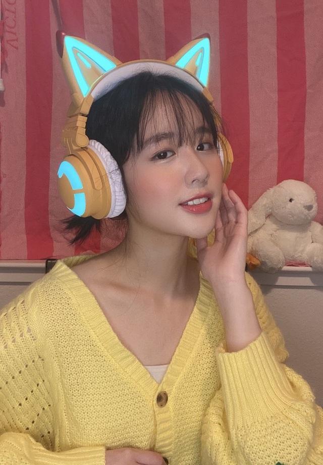 Cô gái sinh tư với vẻ đẹp mộng mơ tựa gái Hàn - 5
