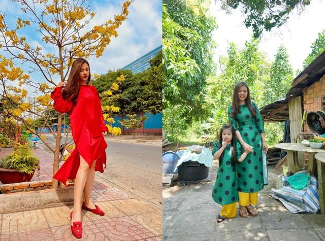 Sao Việt mặc gì trong những ngày đầu năm mới? - 12