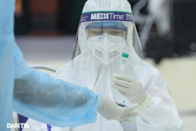 Xuất hiện ca dương tính với SARS-CoV-2 là công nhân Công ty Fuji Bakelite - 1