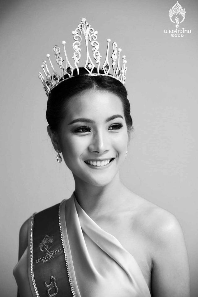 Á hậu Thái Lan qua đời vì tai nạn ô tô - 1