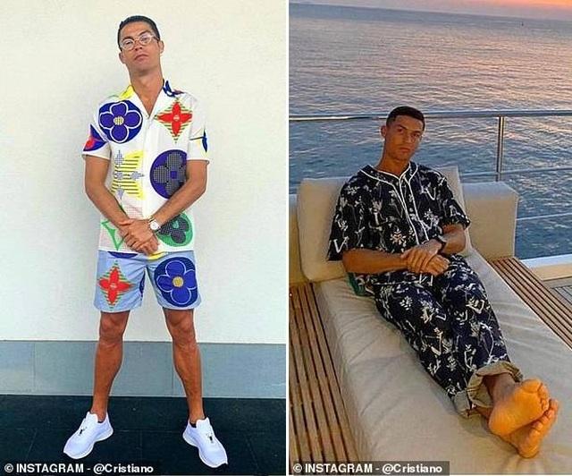 Tại sao nửa tỷ tài khoản mạng xã hội theo dõi Cristiano Ronaldo? - 8