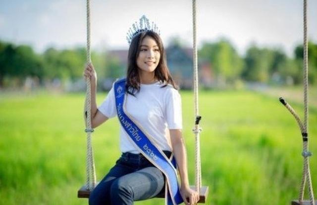 Á hậu Thái Lan qua đời vì tai nạn ô tô - 4