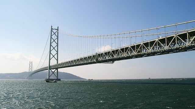 Cây cầu treo dài nhất thế giới - 2