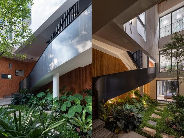 Nhà vườn 100 m2, cản khói bụi ngập cây xanh giữa Sài Gòn sầm uất - 4
