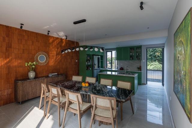 Nhà vườn 100 m2, cản khói bụi ngập cây xanh giữa Sài Gòn sầm uất - 7