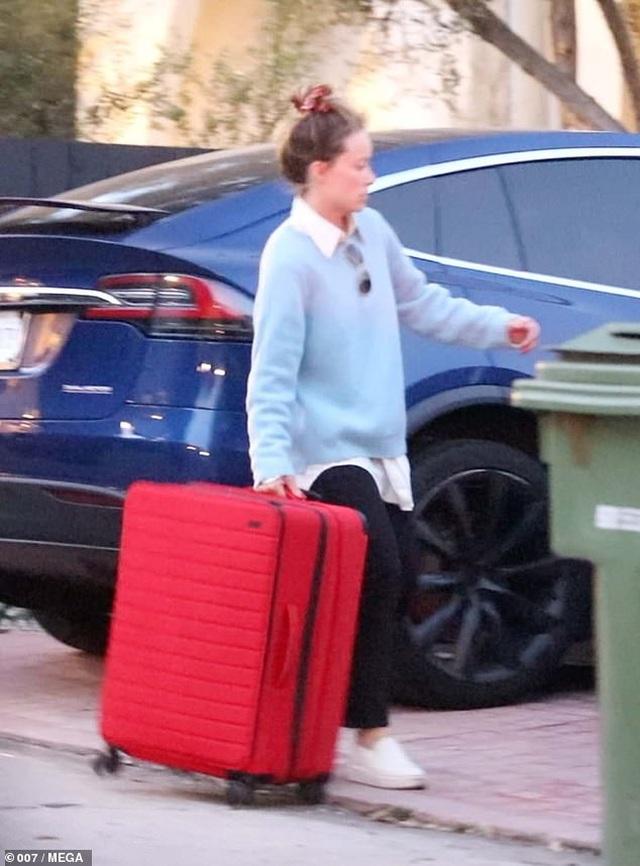 Olivia Wilde chuyển đồ tới nhà bạn trai kém 10 tuổi - 2