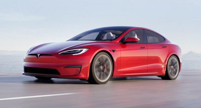 Mỹ: Tesla qua mặt Audi trên thị trường xe sang - 1