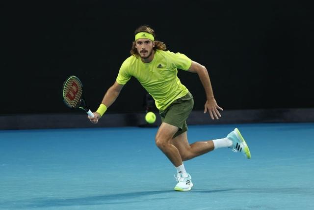 Australian Open: Ngược dòng hạ Nadal, Tsitsipas vào bán kết - 6