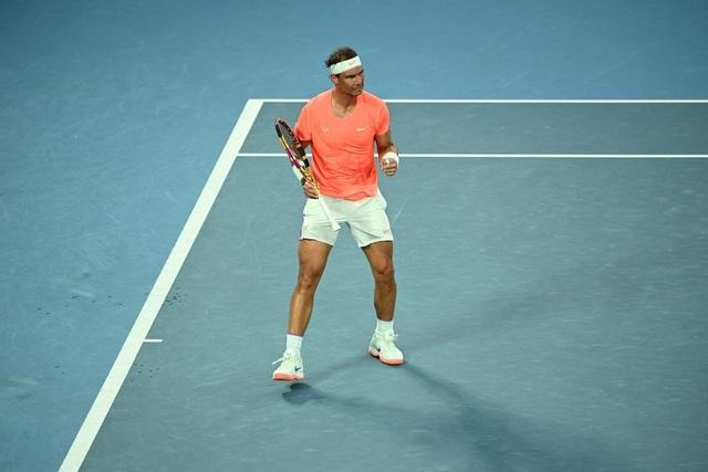 Australian Open: Ngược dòng hạ Nadal, Tsitsipas vào bán kết - 5