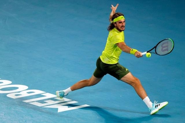 Australian Open: Ngược dòng hạ Nadal, Tsitsipas vào bán kết - 3