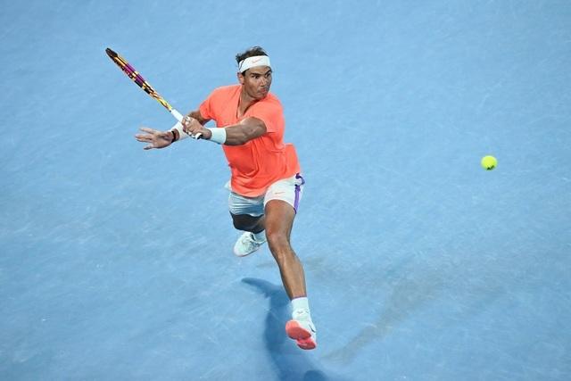 Australian Open: Ngược dòng hạ Nadal, Tsitsipas vào bán kết - 2