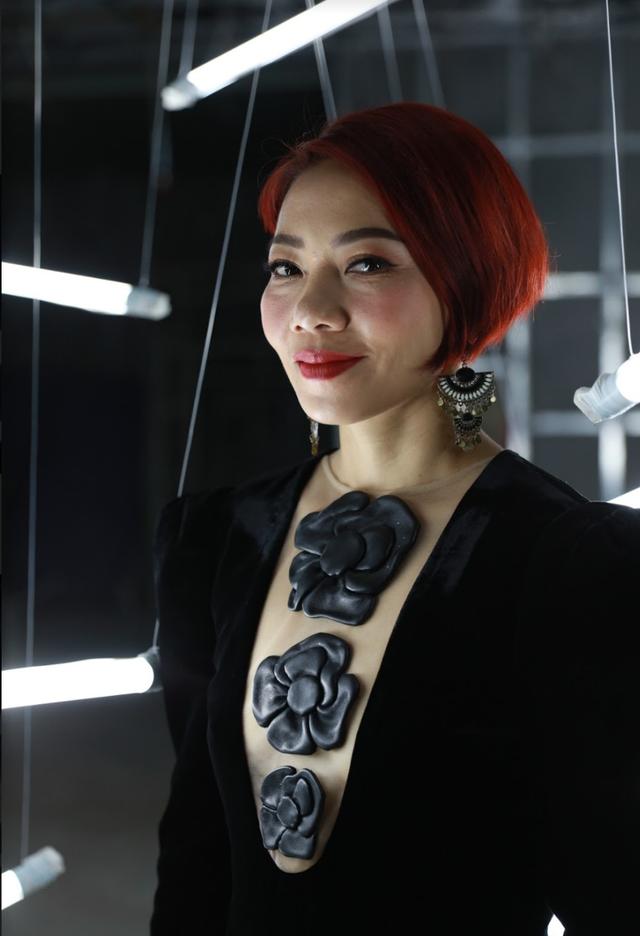 Diva Hà Trần: Dành nhiều thời gian cho người mình yêu thương - 1