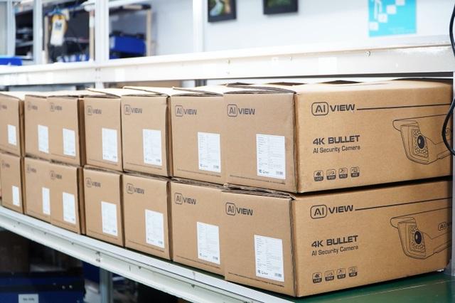 Bkav xuất khẩu lô hàng camera an ninh AI View sang Mỹ - 3