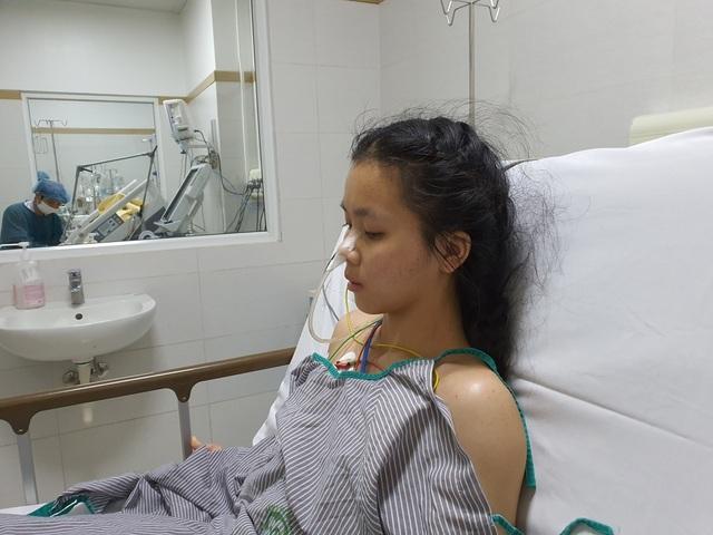 Bạn đọc Dân trí giúp đỡ cô gái viêm não hiếm gặp gần 380 triệu đồng - 3