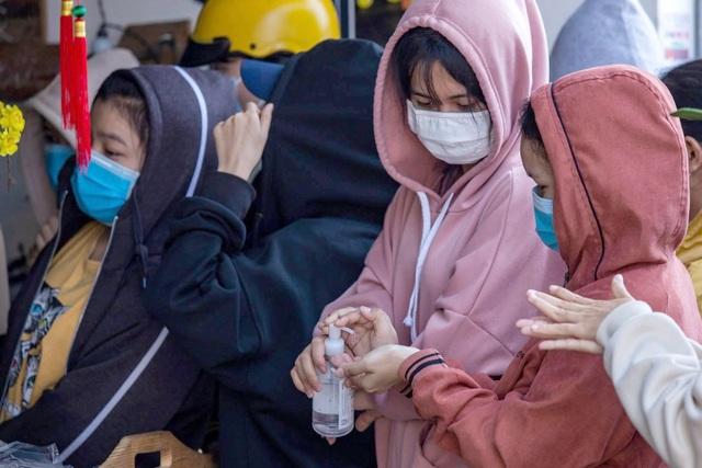 Doanh nghiệp khai báo y tế cho người lao động trở lại làm việc sau Tết - 2