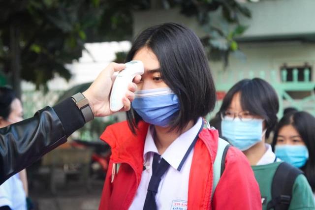 Vừa đi học 1 ngày, học sinh Đồng Nai lập tức được cho nghỉ - 2