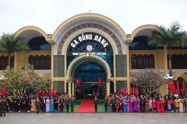 Đề xuất quy hoạch đường sắt tốc độ cao Hà Nội - Đồng Đăng nối Trung Quốc - 1