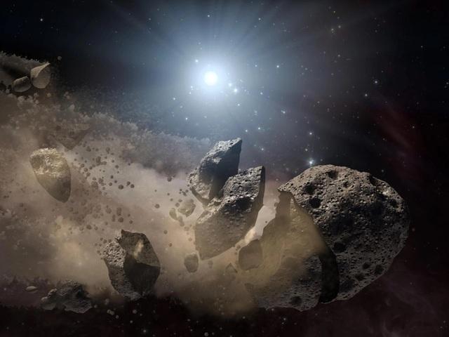 66 triệu năm trước, khủng long tuyệt chủng do một sao chổi lao vào Trái Đất - 2