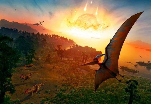 66 triệu năm trước, khủng long tuyệt chủng do một sao chổi lao vào Trái Đất - 1