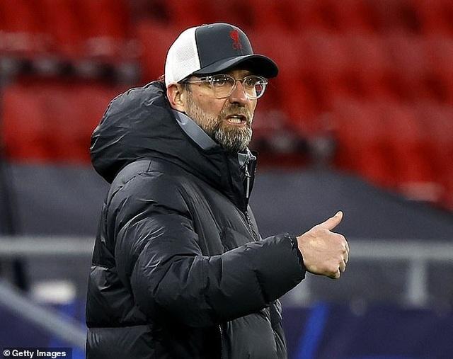 HLV Klopp: Nhiều người mong Liverpool thua, nhưng các cầu thủ thì không - 2