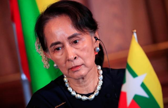 Bà Aung San Suu Kyi đối mặt cáo buộc mới, bạo lực leo thang tại Myanmar - 1