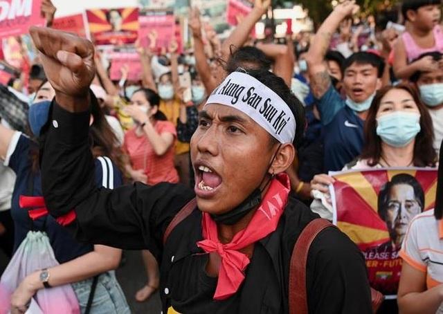 Trung Quốc không muốn thấy điều đang xảy ra ở Myanmar - 1