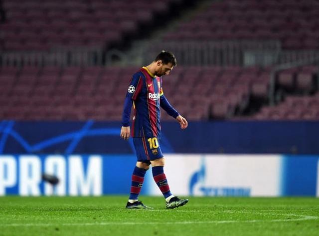 Barcelona thua thảm PSG: Cánh cửa ra đi của Messi mở toang - 3