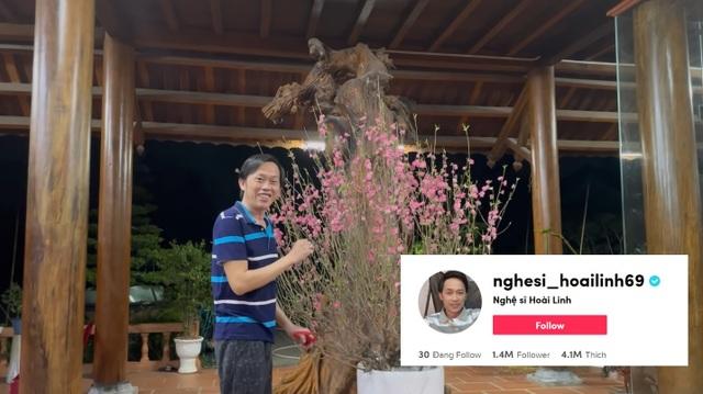 Nghệ sĩ Hoài Linh lập kỷ lục mới đầu năm - 1