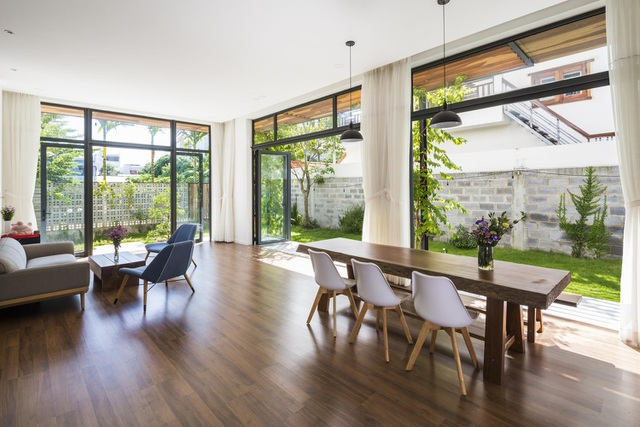 Cuộc sống vui thú điền viên trong căn nhà 3 tầng ngập cây xanh ở Nha Trang - 6