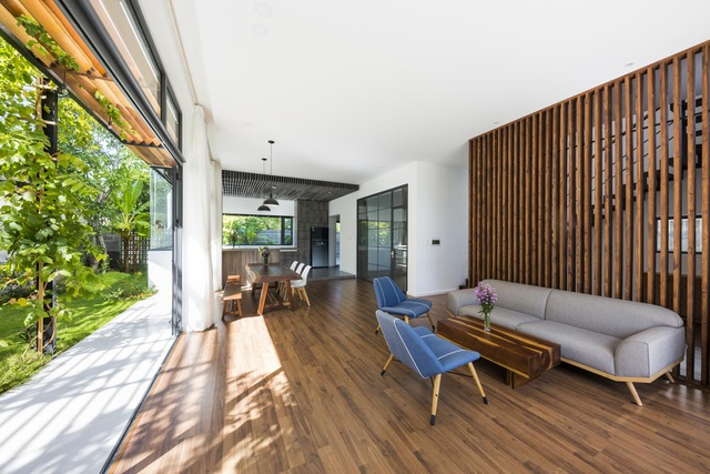 Cuộc sống vui thú điền viên trong căn nhà 3 tầng ngập cây xanh ở Nha Trang - 8