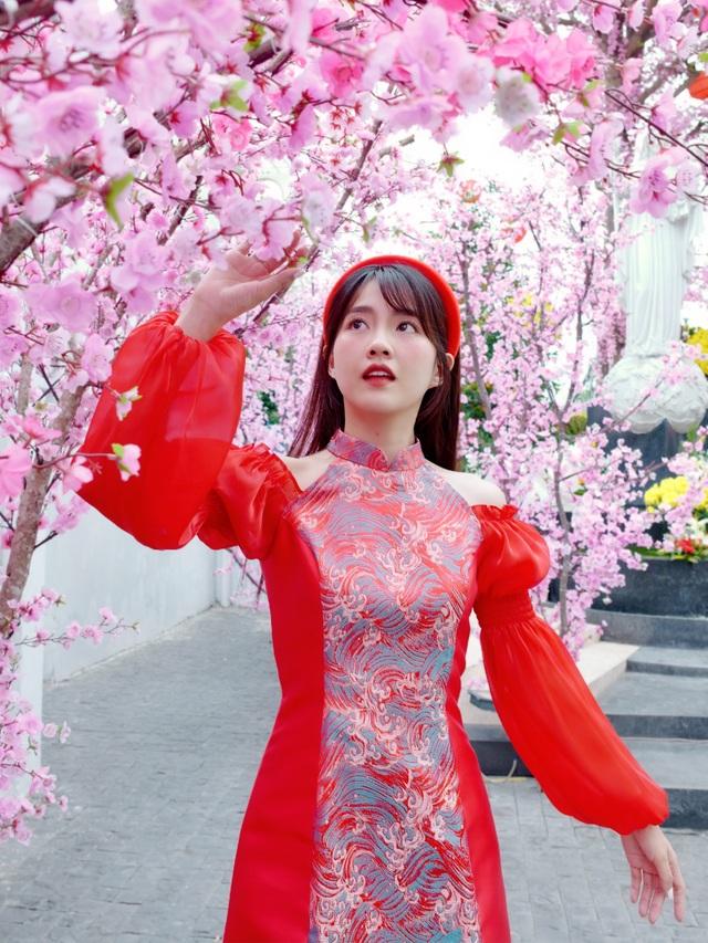 Hot girl vườn đào Kiều Trinh: 8 năm vẫn hot, nói không với scandal - 5