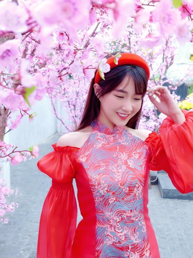 Hot girl vườn đào Kiều Trinh: 8 năm vẫn hot, nói không với scandal - 6