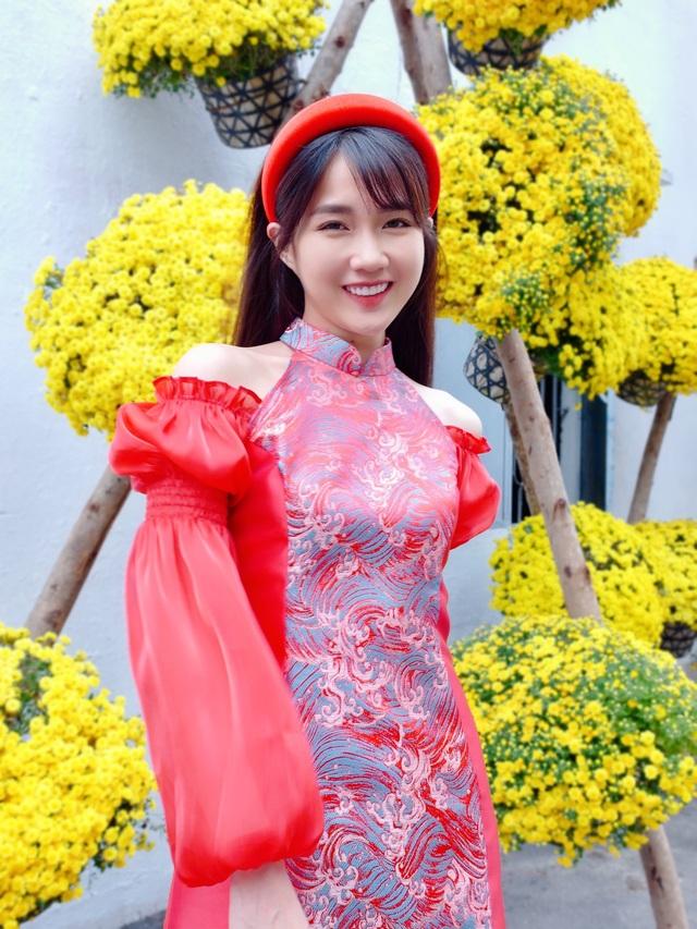 Hot girl vườn đào Kiều Trinh: 8 năm vẫn hot, nói không với scandal - 7